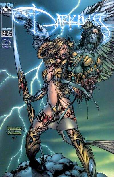Darkness #14 Comic Books - Covers, Scans, Photos  in Darkness Comic Books - Covers, Scans, Gallery