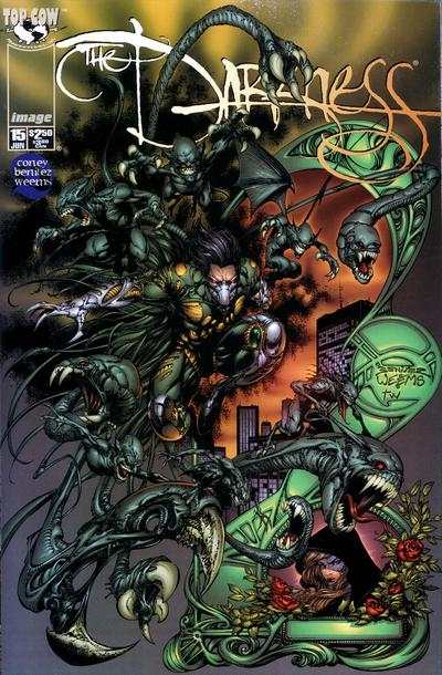 Darkness #15 comic books for sale