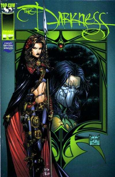 Darkness #16 comic books - cover scans photos Darkness #16 comic books - covers, picture gallery