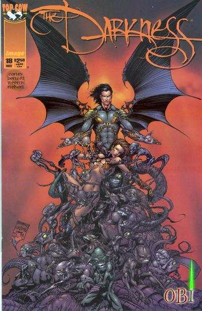 Darkness #18 Comic Books - Covers, Scans, Photos  in Darkness Comic Books - Covers, Scans, Gallery