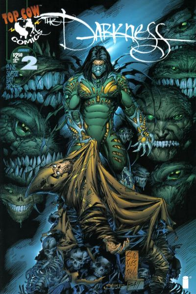 Darkness #2 Comic Books - Covers, Scans, Photos  in Darkness Comic Books - Covers, Scans, Gallery