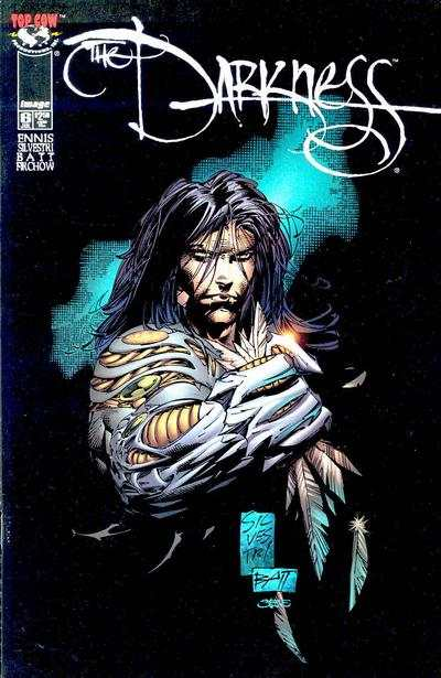 Darkness #6 Comic Books - Covers, Scans, Photos  in Darkness Comic Books - Covers, Scans, Gallery