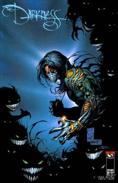 Darkness #8 Comic Books - Covers, Scans, Photos  in Darkness Comic Books - Covers, Scans, Gallery