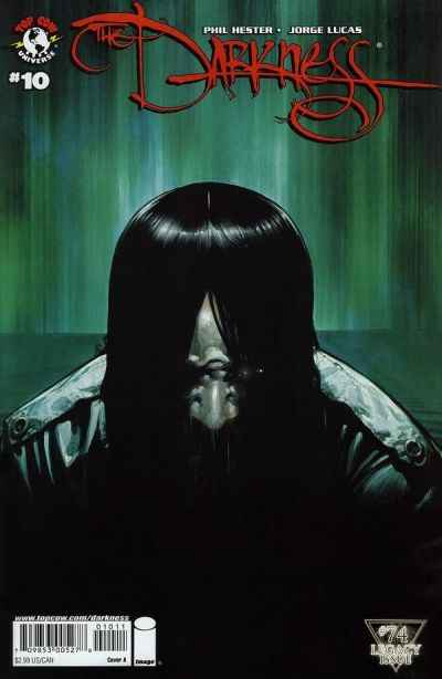 Darkness #10 Comic Books - Covers, Scans, Photos  in Darkness Comic Books - Covers, Scans, Gallery