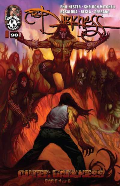 Darkness #90 comic books for sale