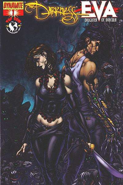 Darkness vs. Eva: Daughter of Dracula comic books
