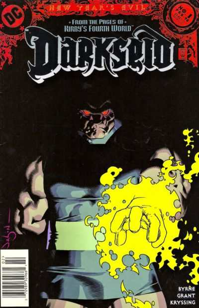 Darkseid - Villains #1 comic books for sale
