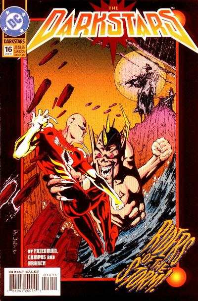 Darkstars #16 Comic Books - Covers, Scans, Photos  in Darkstars Comic Books - Covers, Scans, Gallery