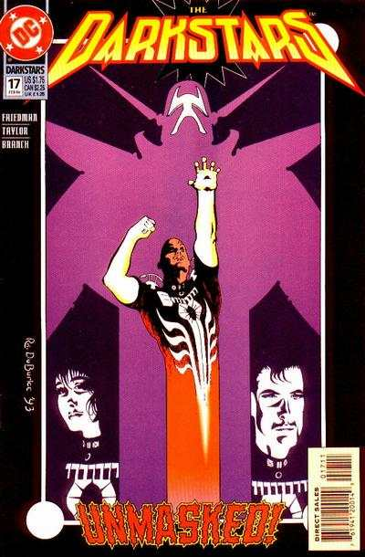 Darkstars #17 comic books for sale