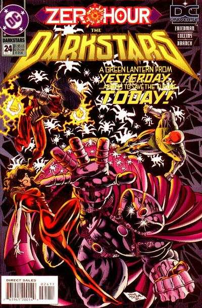 Darkstars #24 Comic Books - Covers, Scans, Photos  in Darkstars Comic Books - Covers, Scans, Gallery