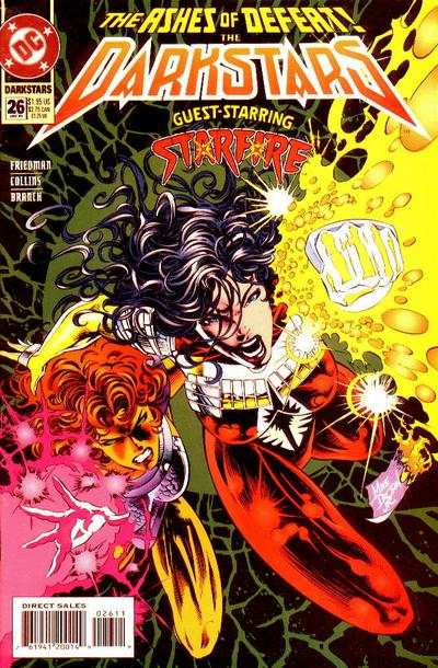 Darkstars #26 Comic Books - Covers, Scans, Photos  in Darkstars Comic Books - Covers, Scans, Gallery