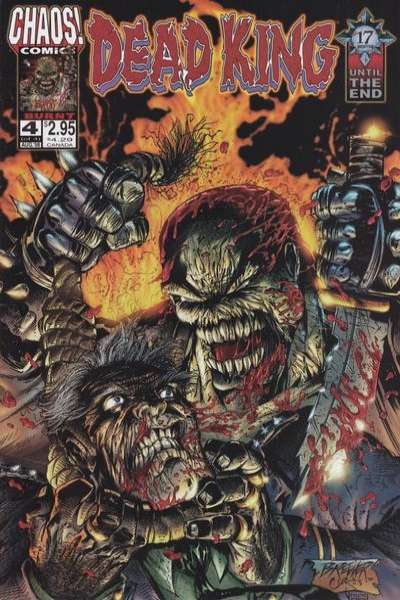 Dead King #4 Comic Books - Covers, Scans, Photos  in Dead King Comic Books - Covers, Scans, Gallery