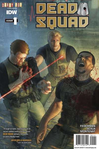 Dead Squad # comic book complete sets Dead Squad # comic books