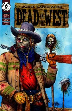 Dead in the West #2 Comic Books - Covers, Scans, Photos  in Dead in the West Comic Books - Covers, Scans, Gallery