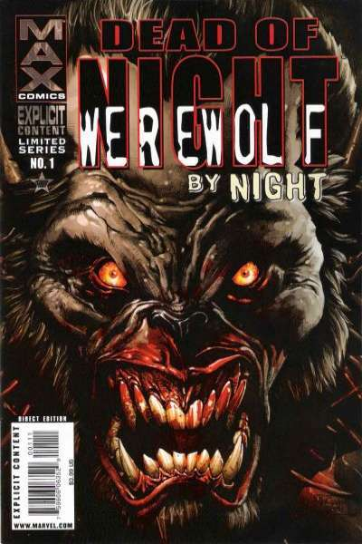 Dead of Night featuring Werewolf by Night Comic Books. Dead of Night featuring Werewolf by Night Comics.
