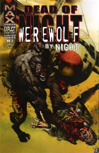 Dead of Night featuring Werewolf by Night #2 comic books - cover scans photos Dead of Night featuring Werewolf by Night #2 comic books - covers, picture gallery