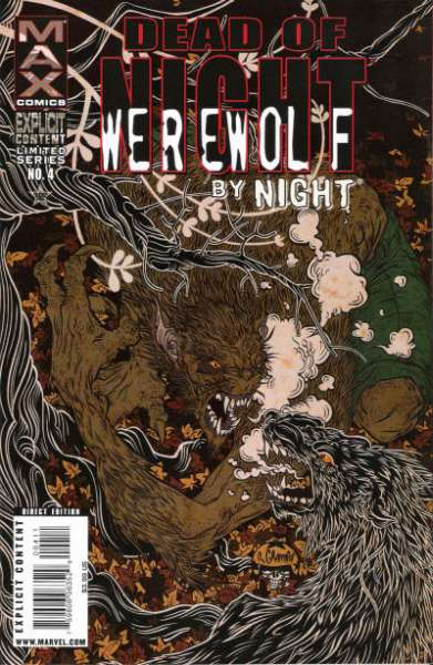 Dead of Night featuring Werewolf by Night #4 comic books - cover scans photos Dead of Night featuring Werewolf by Night #4 comic books - covers, picture gallery