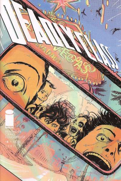 Deadly Class #4 comic books for sale