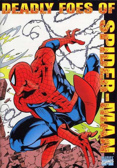 Deadly Foes of Spider-Man #1 comic books for sale