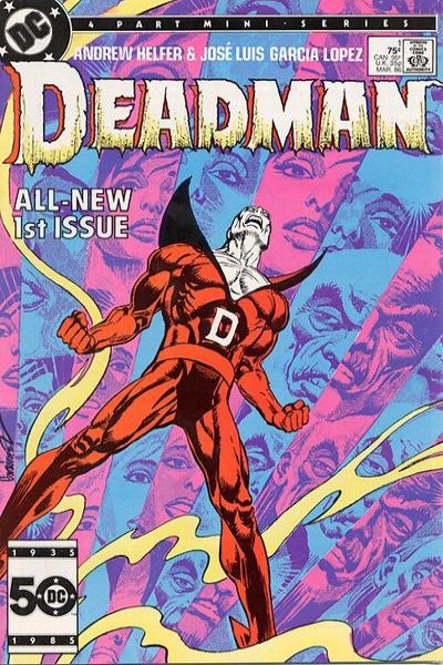 Deadman #1 comic books for sale