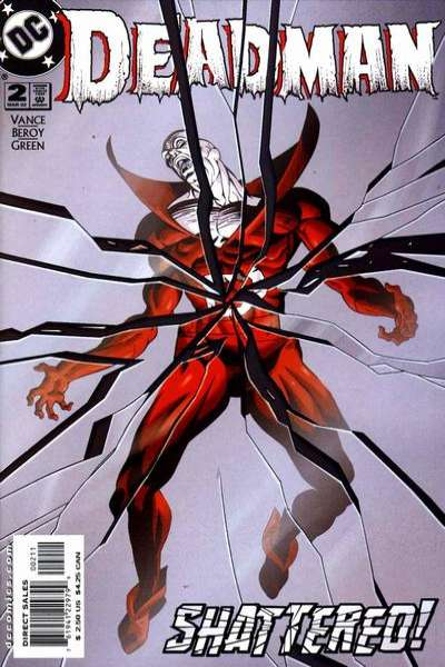Deadman #2 Comic Books - Covers, Scans, Photos  in Deadman Comic Books - Covers, Scans, Gallery