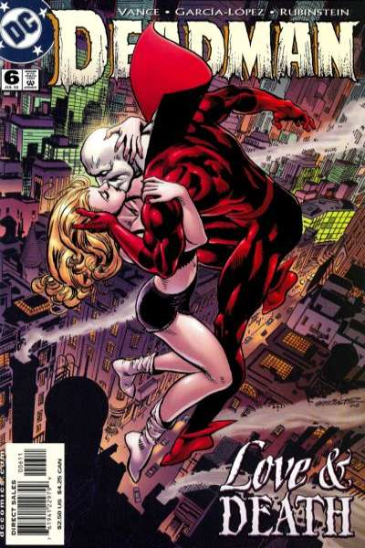 Deadman #6 Comic Books - Covers, Scans, Photos  in Deadman Comic Books - Covers, Scans, Gallery