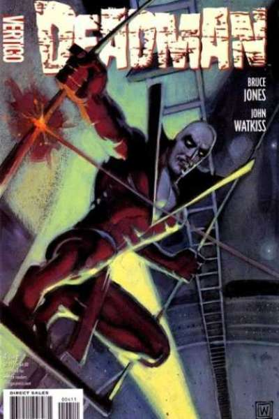 Deadman #4 comic books for sale