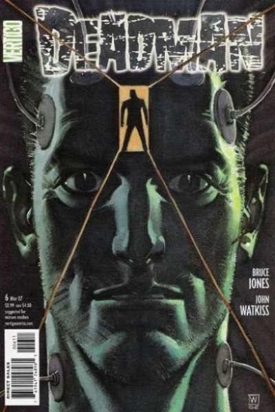 Deadman #6 comic books - cover scans photos Deadman #6 comic books - covers, picture gallery