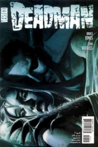 Deadman #7 comic books - cover scans photos Deadman #7 comic books - covers, picture gallery
