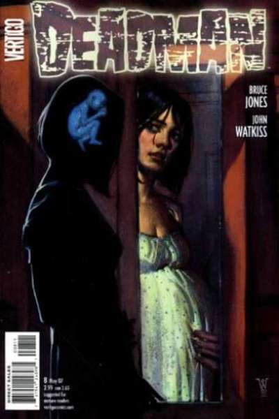 Deadman #8 comic books - cover scans photos Deadman #8 comic books - covers, picture gallery