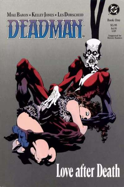 Deadman: Love After Death comic books
