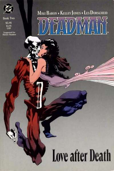 Deadman: Love After Death #2 comic books for sale