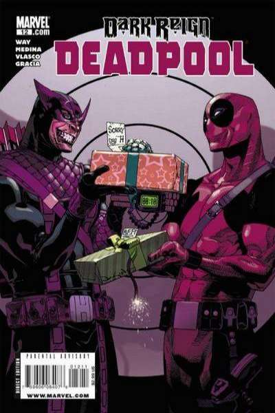 Deadpool #12 Comic Books - Covers, Scans, Photos  in Deadpool Comic Books - Covers, Scans, Gallery