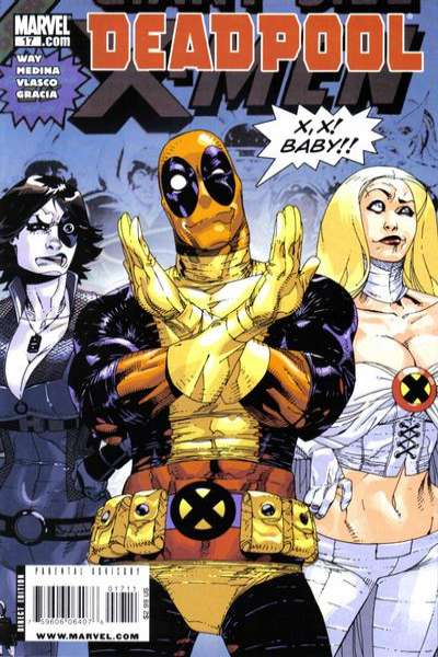 Deadpool #17 Comic Books - Covers, Scans, Photos  in Deadpool Comic Books - Covers, Scans, Gallery