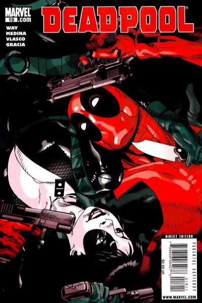 Deadpool #18 Comic Books - Covers, Scans, Photos  in Deadpool Comic Books - Covers, Scans, Gallery