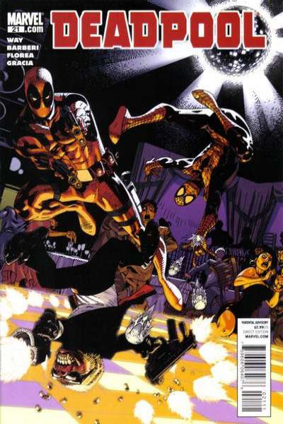 Deadpool #21 Comic Books - Covers, Scans, Photos  in Deadpool Comic Books - Covers, Scans, Gallery