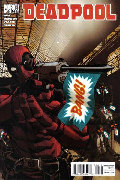 Deadpool #26 Comic Books - Covers, Scans, Photos  in Deadpool Comic Books - Covers, Scans, Gallery