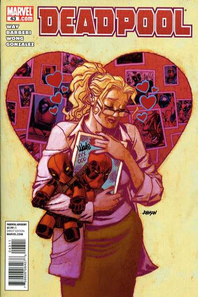 Deadpool #43 Comic Books - Covers, Scans, Photos  in Deadpool Comic Books - Covers, Scans, Gallery