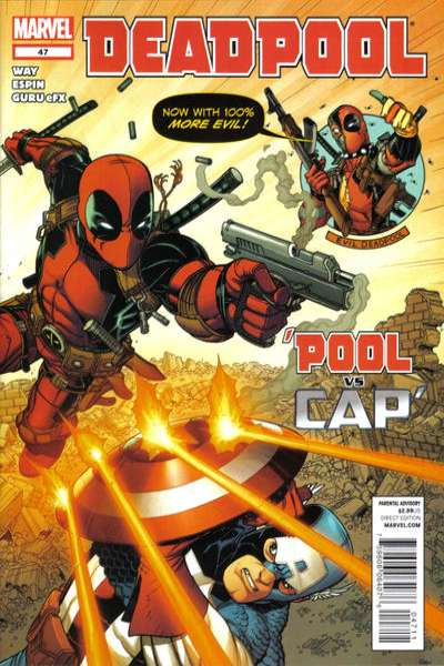 Deadpool #47 Comic Books - Covers, Scans, Photos  in Deadpool Comic Books - Covers, Scans, Gallery