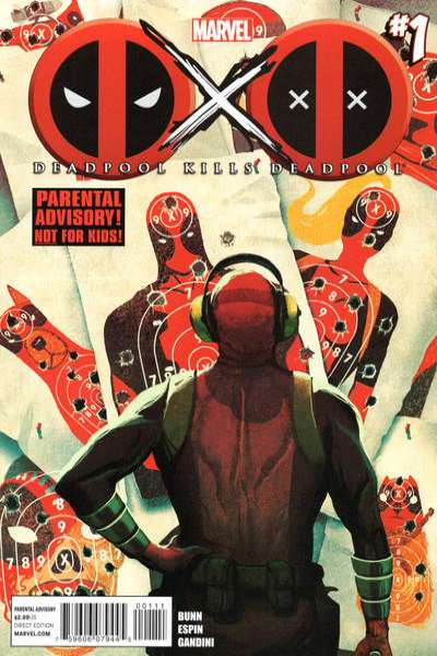 Deadpool Kills Deadpool Comic Books. Deadpool Kills Deadpool Comics.