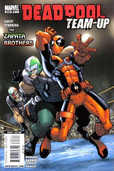 Deadpool Team-Up #898 comic books for sale