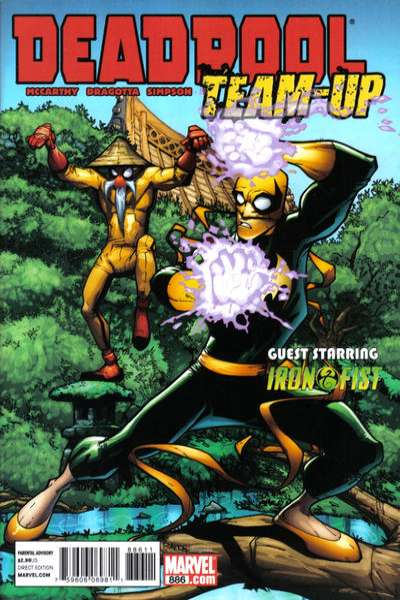 Deadpool Team-Up #886 Comic Books - Covers, Scans, Photos  in Deadpool Team-Up Comic Books - Covers, Scans, Gallery