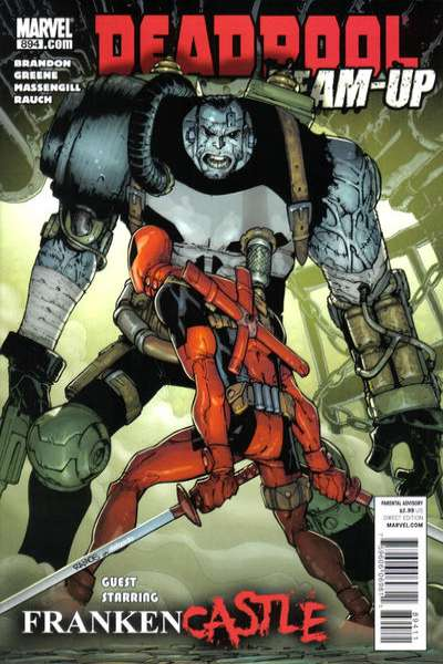 Deadpool Team-Up #894 Comic Books - Covers, Scans, Photos  in Deadpool Team-Up Comic Books - Covers, Scans, Gallery