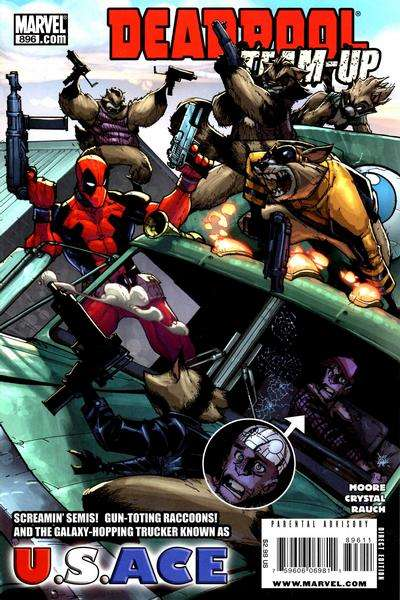 Deadpool Team-Up #896 Comic Books - Covers, Scans, Photos  in Deadpool Team-Up Comic Books - Covers, Scans, Gallery
