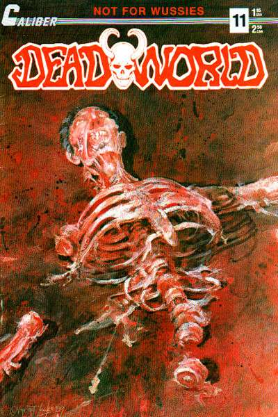 Deadworld #11 Comic Books - Covers, Scans, Photos  in Deadworld Comic Books - Covers, Scans, Gallery