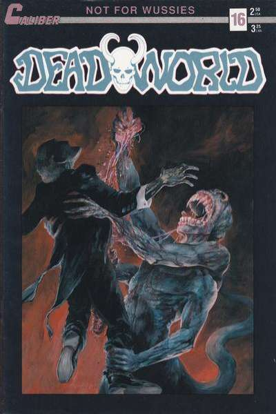Deadworld #16 Comic Books - Covers, Scans, Photos  in Deadworld Comic Books - Covers, Scans, Gallery