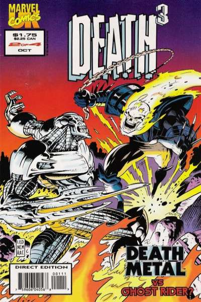 Death 3 #2 Comic Books - Covers, Scans, Photos  in Death 3 Comic Books - Covers, Scans, Gallery