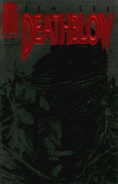 Deathblow #1 cheap bargain discounted comic books Deathblow #1 comic books