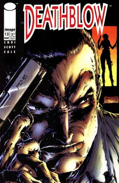 Deathblow #13 cheap bargain discounted comic books Deathblow #13 comic books