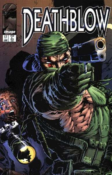 Deathblow #17 comic books - cover scans photos Deathblow #17 comic books - covers, picture gallery